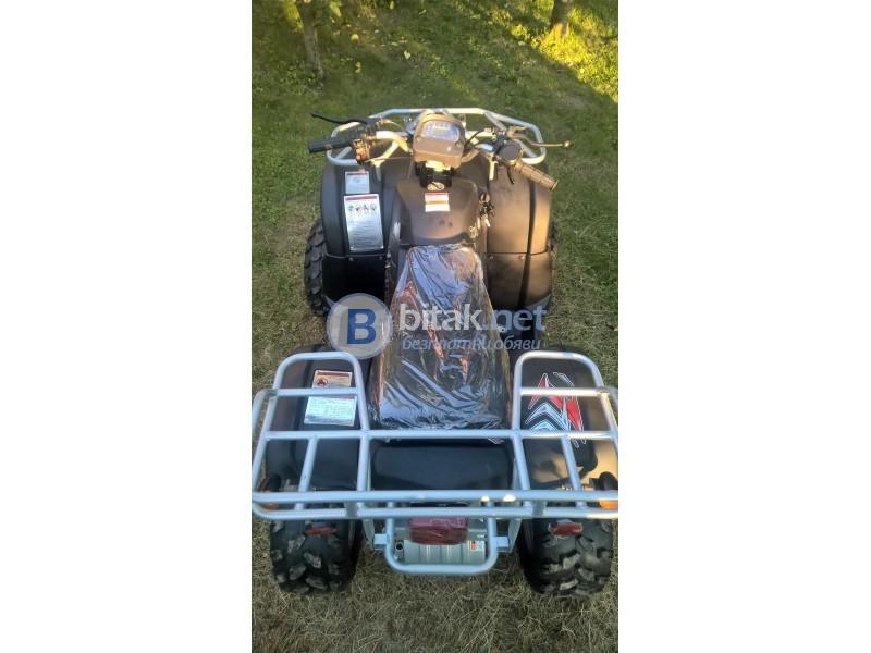 АТВ 200 кубика 4т водно охлаждане