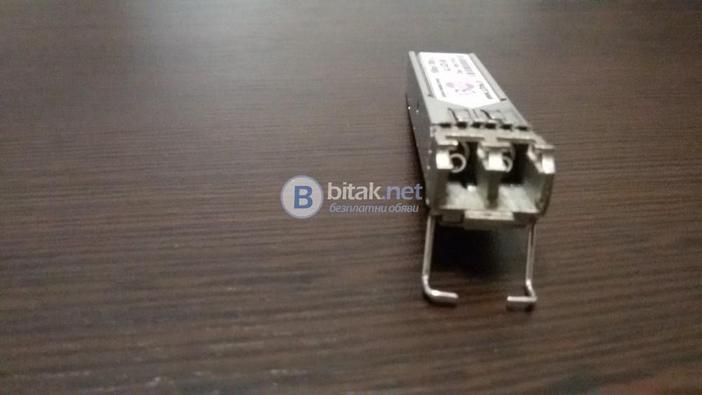 Медиен конвертор 1550nm 120km LC - Optical Transmitter