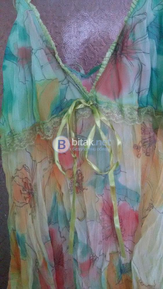 Ефирен потник на цветя