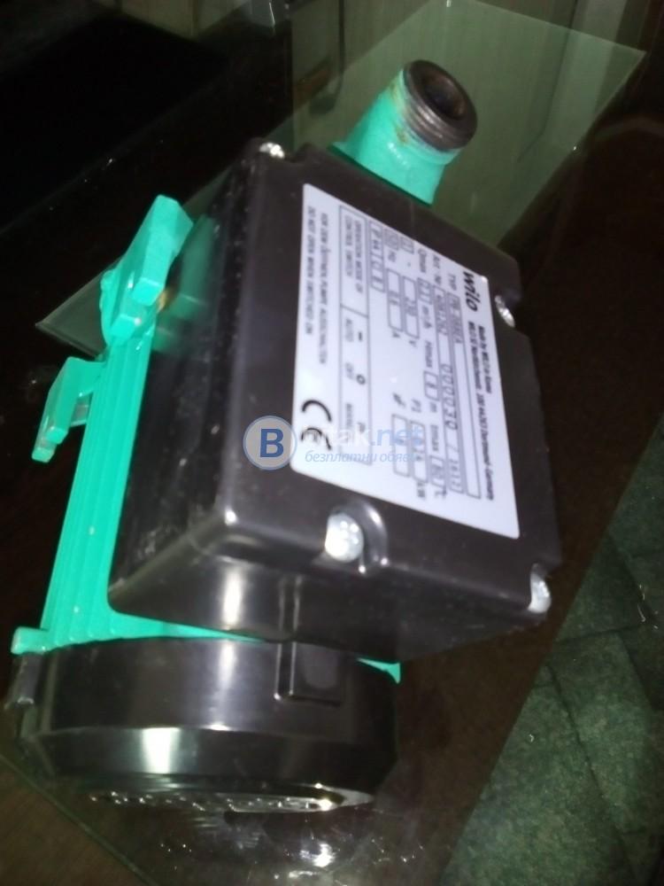 """Водна помпа """"Вило"""" за повишаване на налягането във водопровода(бустер помпа)"""