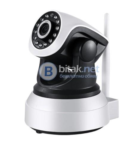 Моторизирана Wireless/IP камера за наблюдение IMIEYE