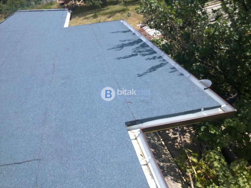 Най- качественият ремонт на покриви