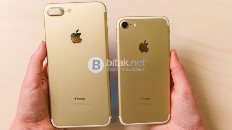 Kупувамe здрави или заключени към iCloud и оператор iPhone 7, 7Plus