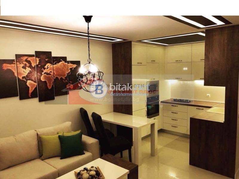 Продава 2-стаен Драгалевци нова сграда в затворен комплекс обзаведен лукс 99000 евро