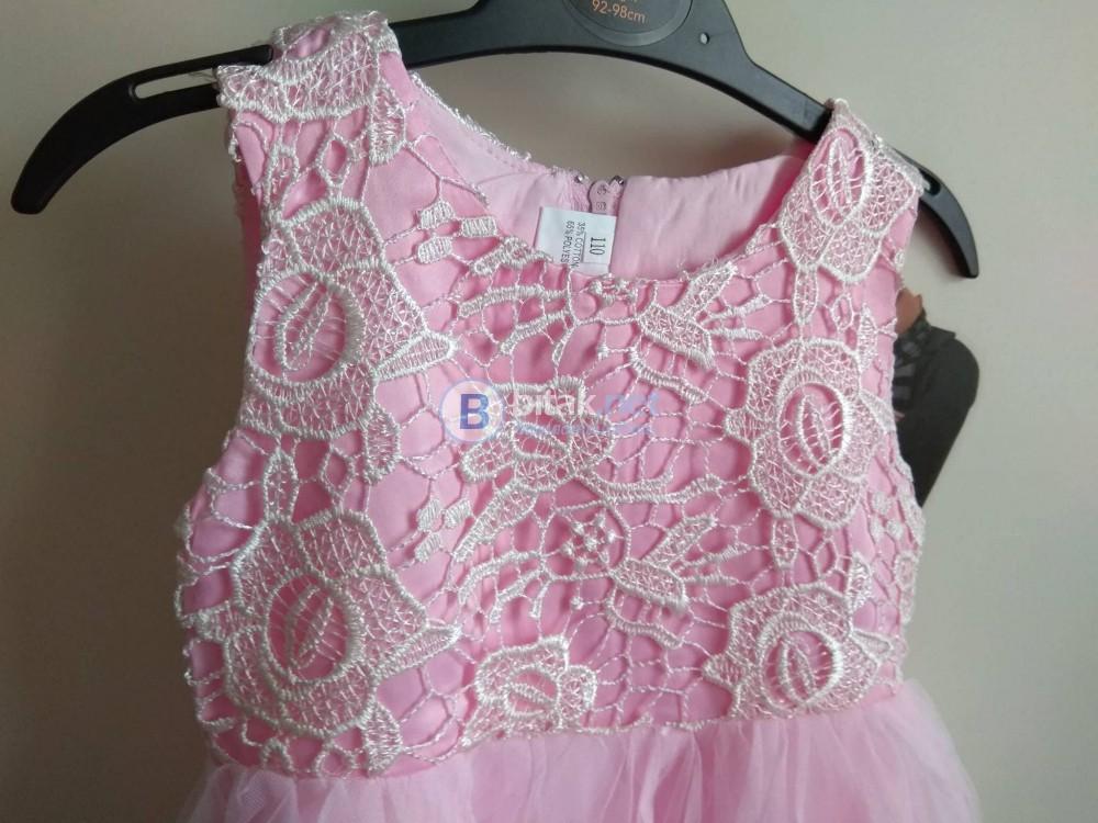 НОВА рокличка с шлейф