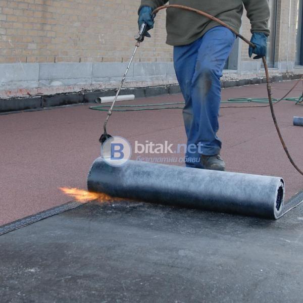 Жорстрой ЕООД Професионалени и качествени ремонти на покриви, хидроизолация.