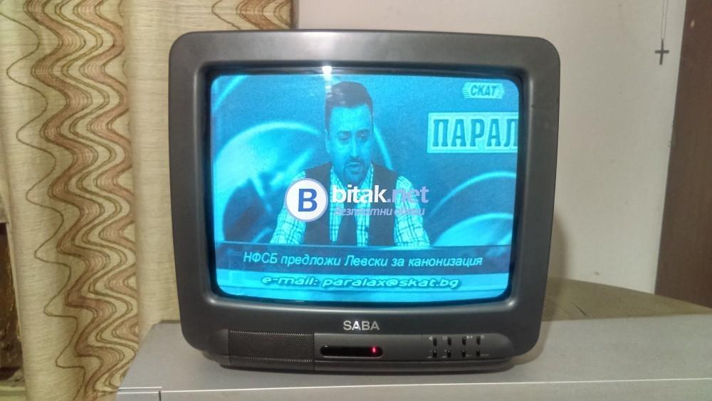 Телевизор Saba, 14 инча