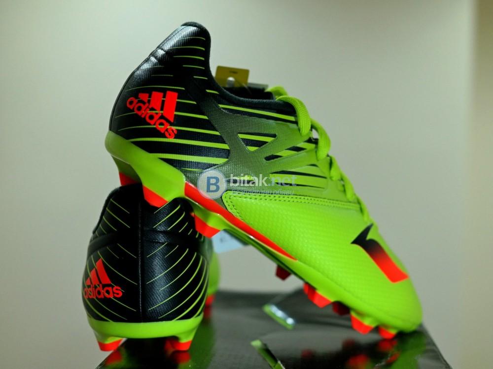 Футболни обувки ADIDAS MESSI, № 38.7, за ест. и изк. трева, нови, в кутия, с етикет