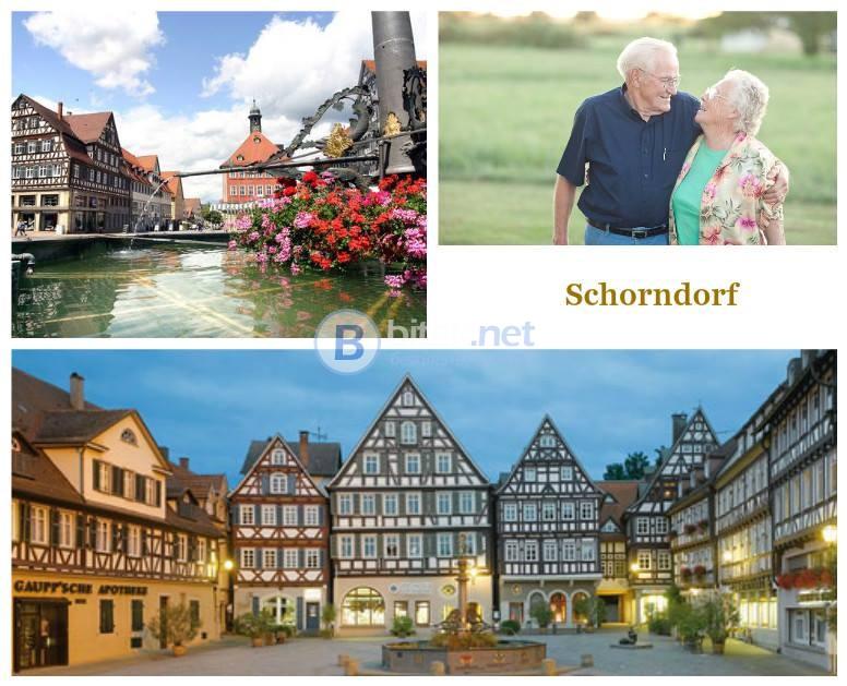 Социална асистентка за Schorndorf, Германия