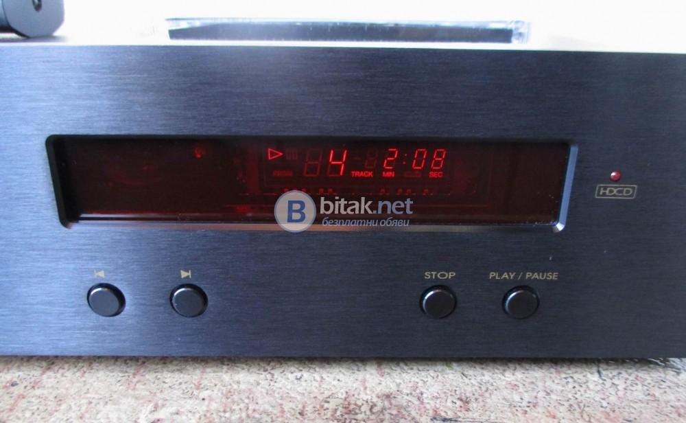 CLASSE CDP.3 - Аудиофилски плейър/транспорт.