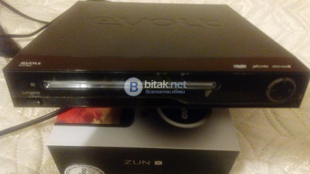 DVD player EVOLT ev700 нов неизползван.