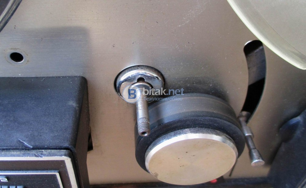 AKAI 4000DS - Триглав магнетофон.