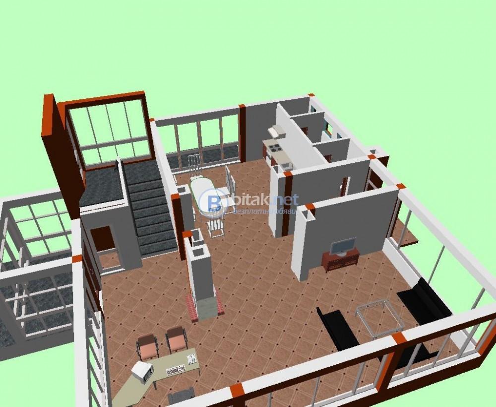 Изготвяне на 3D проекти и монтаж