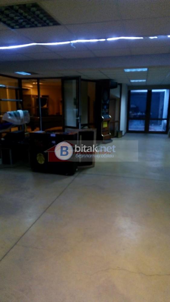 Продава Магазин Манастирски ливади нова сграда просторен имот за различни дейности 548800 евро