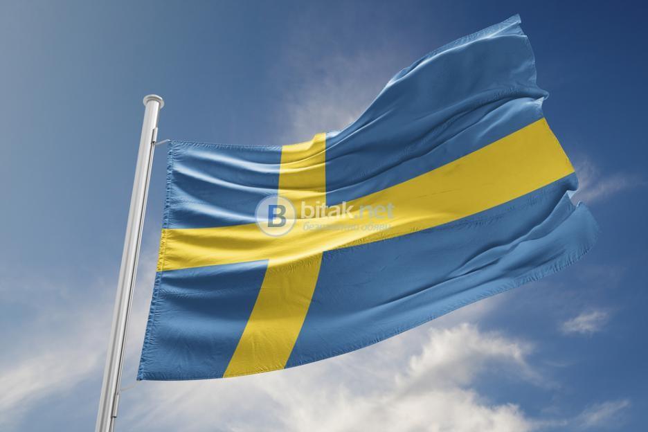 Шведски Език