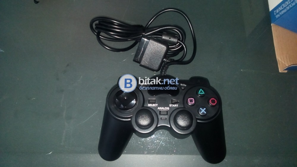 PS2 CONTROLLER  - NEW