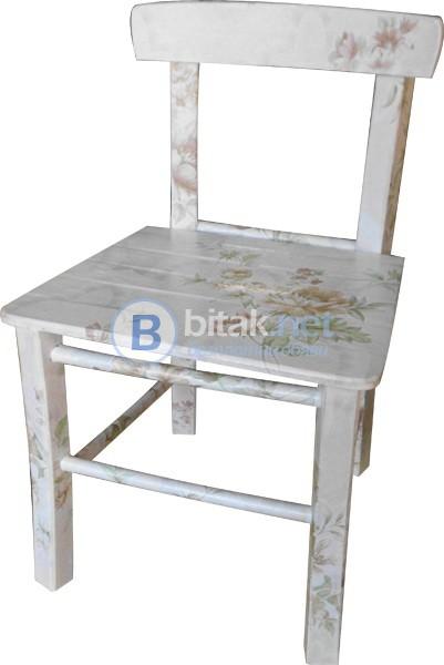 Мебели с декупаж