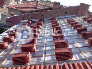 Ремонт на покриви София