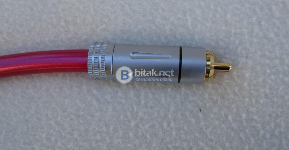 NEOTECH NEI – 3003 UPOCC – Качествен цифров кабел с дължина 70 см.