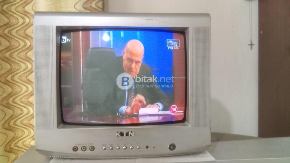 Телевизор KTN, 14 инча