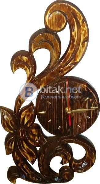 Дървени часовници
