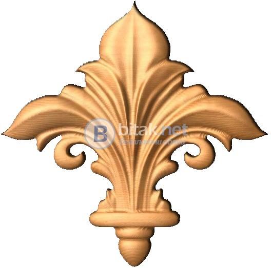 Дървени орнаменти