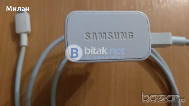 Продавам оригинално зарядно за Samsung I9300 Galaxy S III