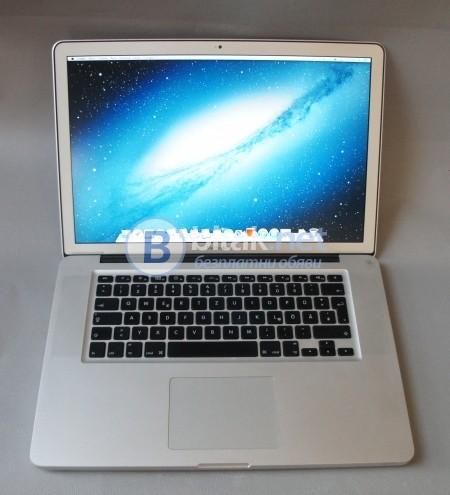 Core i7-QM Apple MacBook Pro 15 Early 2011