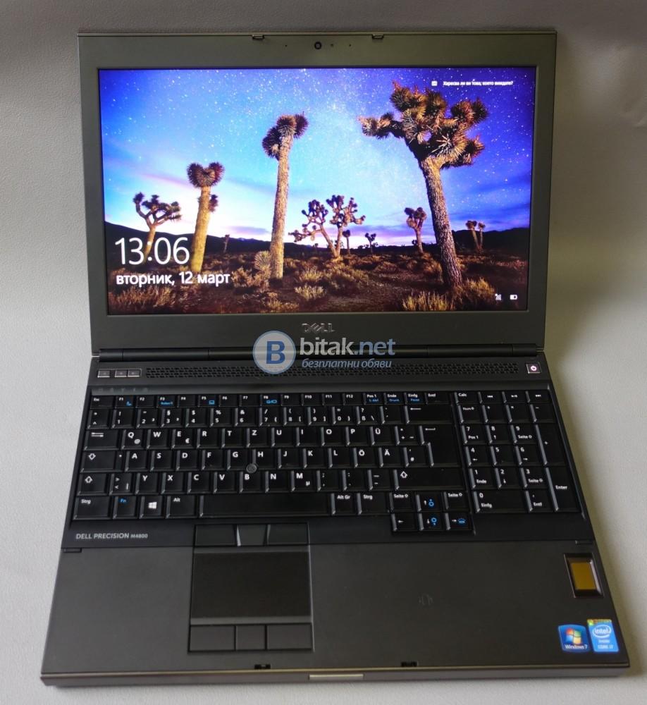 HI-End Core i7-Quad(4ген.) Dell Precision M4800(256ssd)
