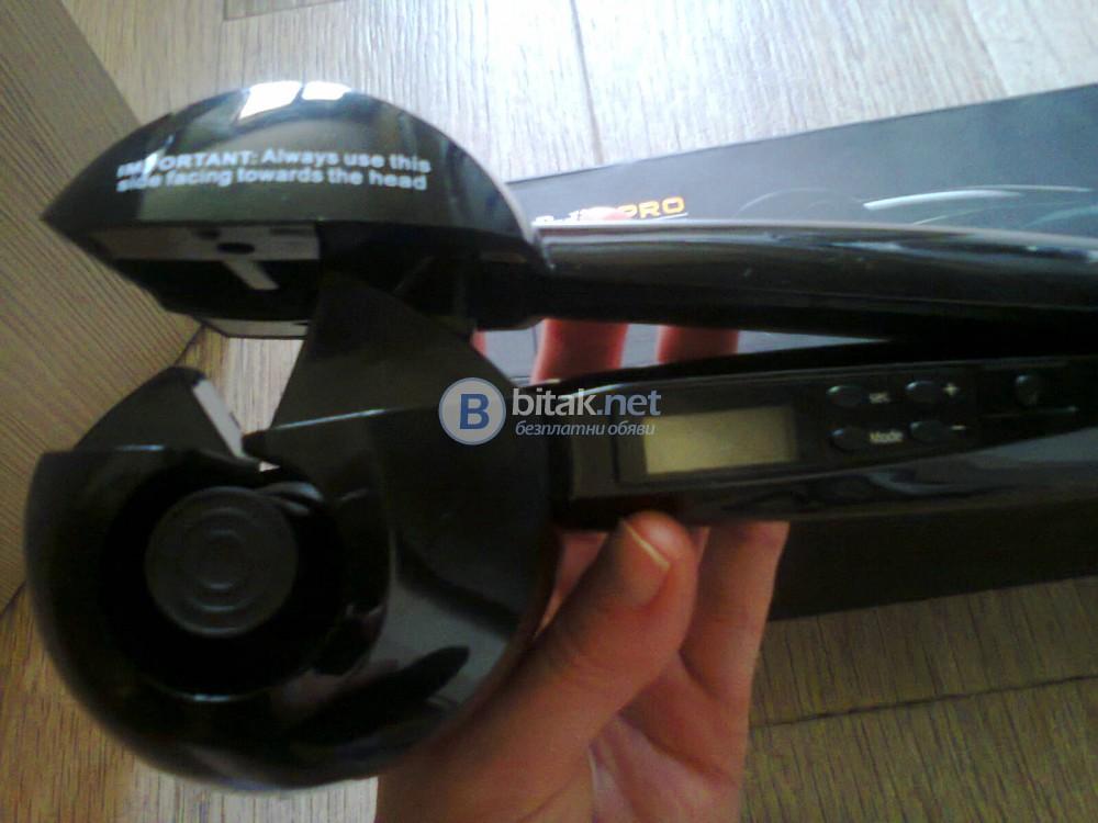 aff290cd607 BaByliss Pro Perfect Curl-иновативен уред за оформяне на къдрици ...