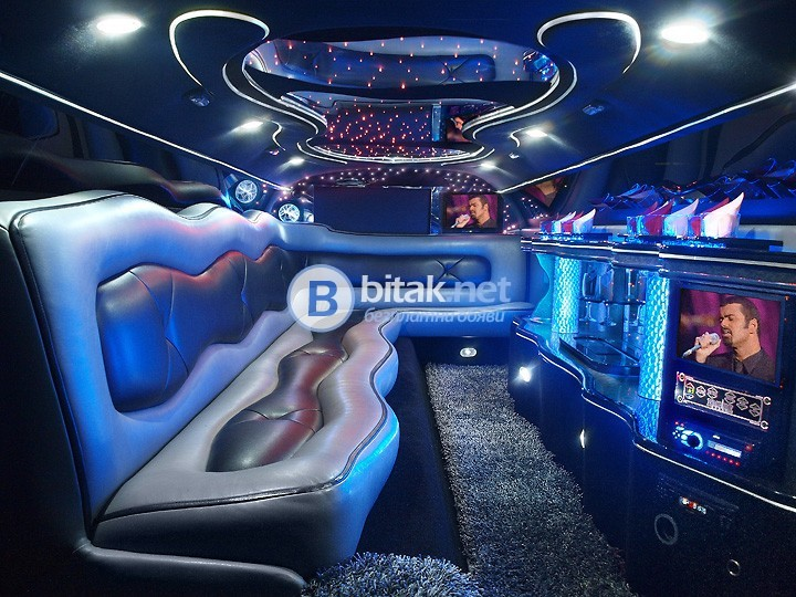Най-новите лимузини под наем в София, Пловдив и страната от Лимузини San Diego