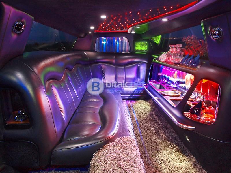 Моминско парти в лимузина на цени от 20 лева на гост!!! От Лимузини San Diego