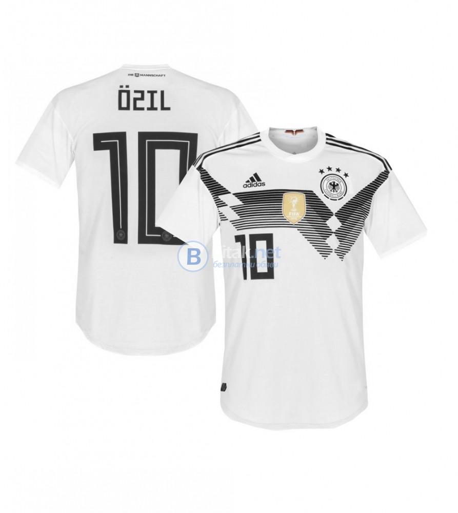 Месут Йозил 10 - Германия екипи