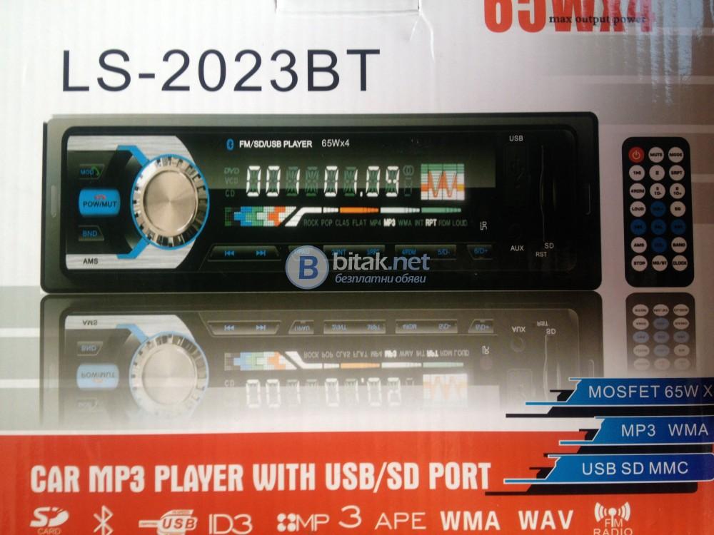 Bluetooth Радио За Кола LS-2023 BT
