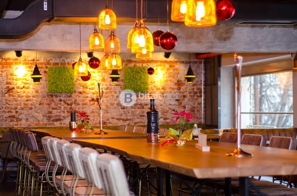 Ресторант в София, Social Cafe Bar & Kitchen