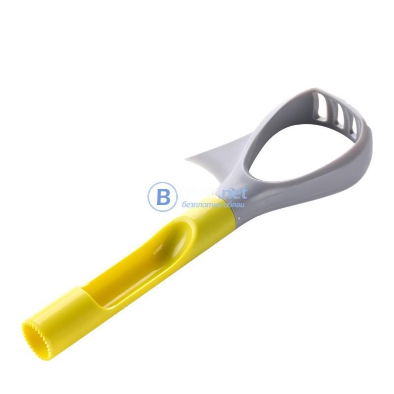 Авокадо слайсер (нож) – 5 в 1