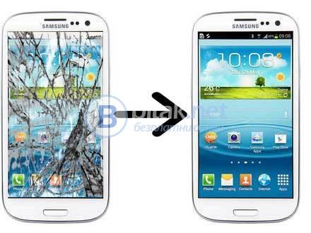 Смяна на счупено стъкло на Samsung, Samsung Galaxy
