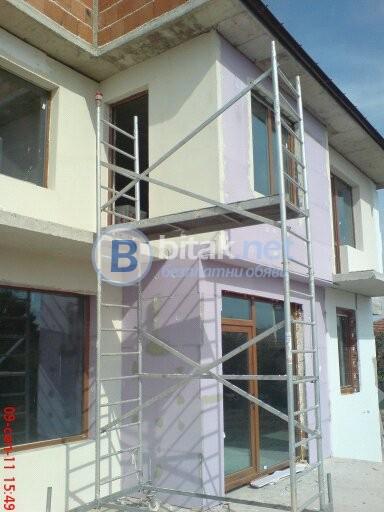 Изграждане на къщи, вили, офиси в Цялата страна от 120 евро.кв.м