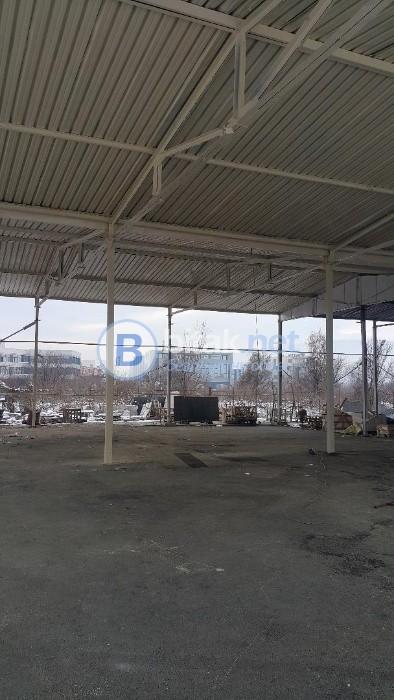 Дава под наем склад сандвич панел 480м2 на бул Ломско шосе 246г северна складова зона