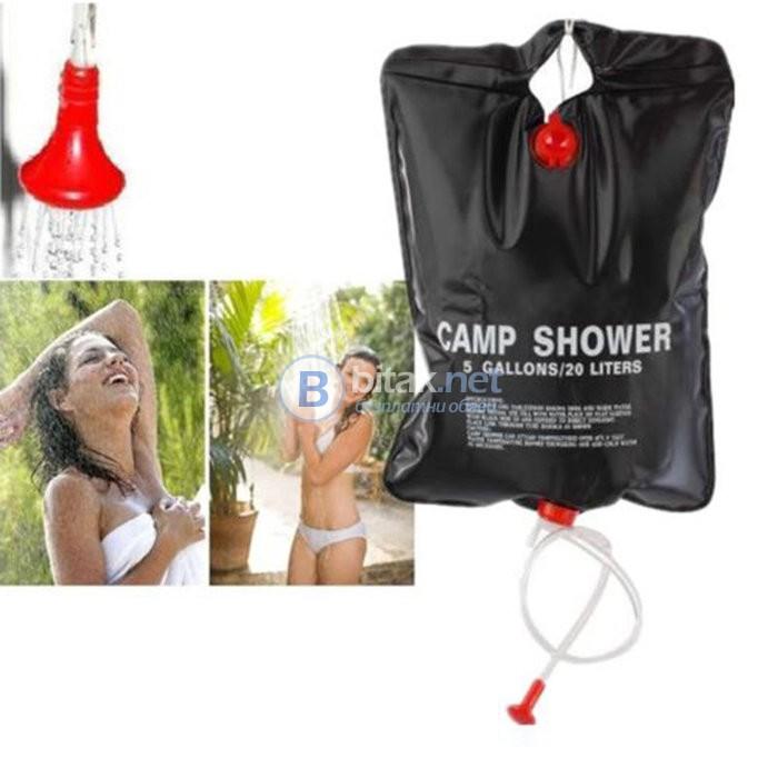 Душ за къмпинг, портативен душ, външен душ, мини душ, къмпинг душ