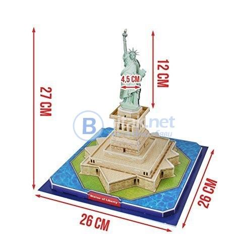 3Д пъзел - Статуя на свободата