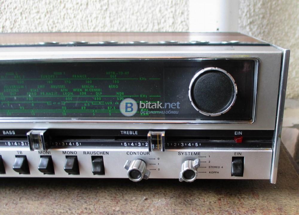 PHILIPS 720 - Колекционерски стерео ресивър.