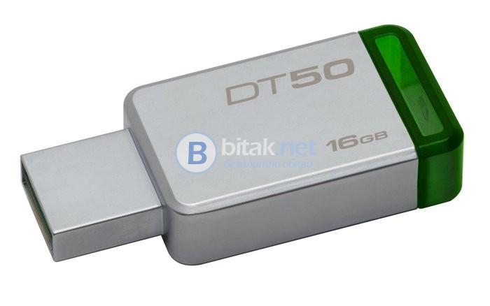 Кингстън / Kingston 16 GB, външна памет, флашка 16 ГБ, USB 3.0