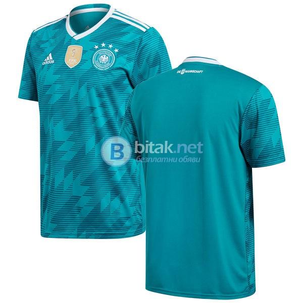 Германия - гостуващ втори екип 2018/2020