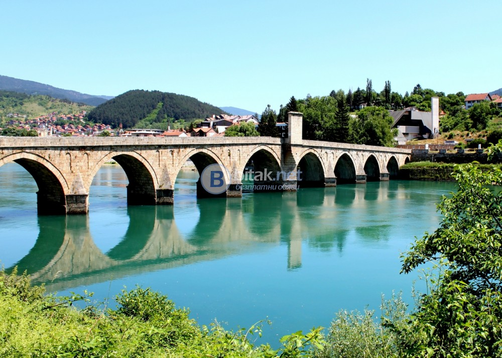 Очарованието на Босна и Херцеговина и Сърбия