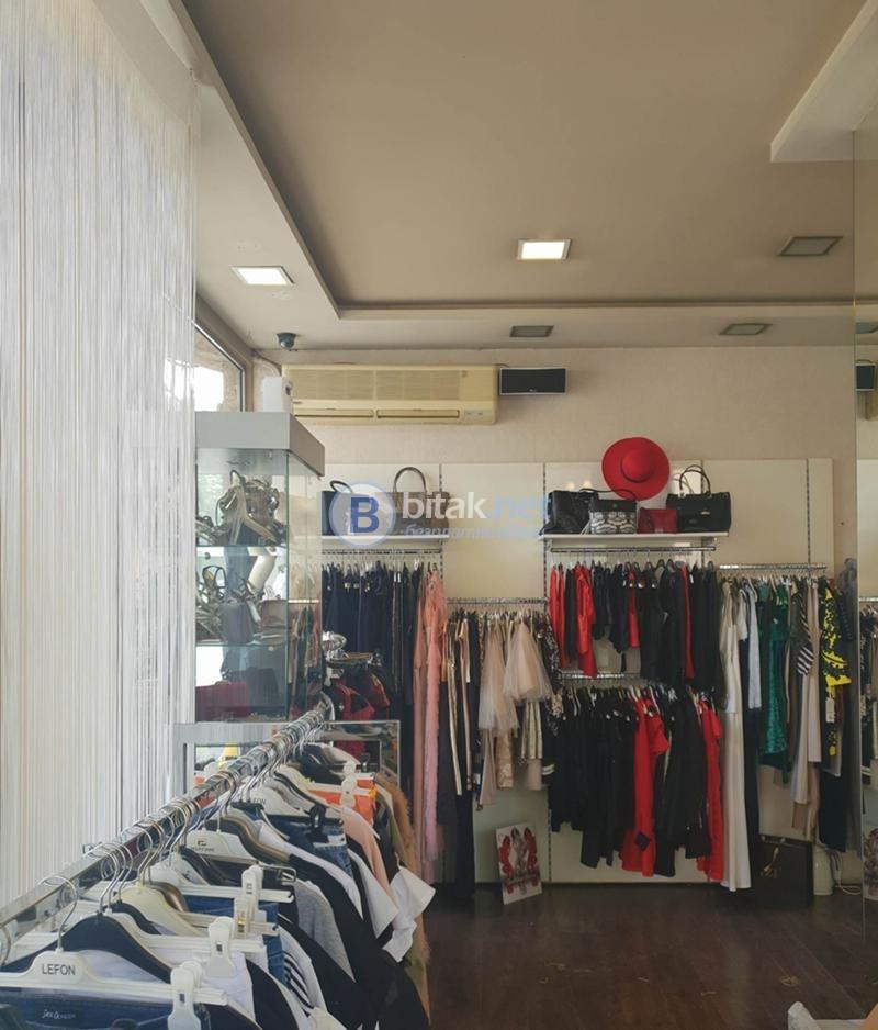 Магазин в Центъра на гр.Пловдив ! ! ! ! ! !