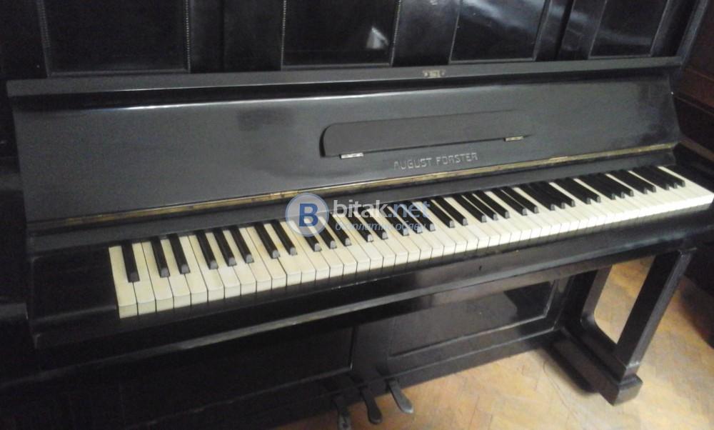 Пиана - ново зареждане - Арт визия!