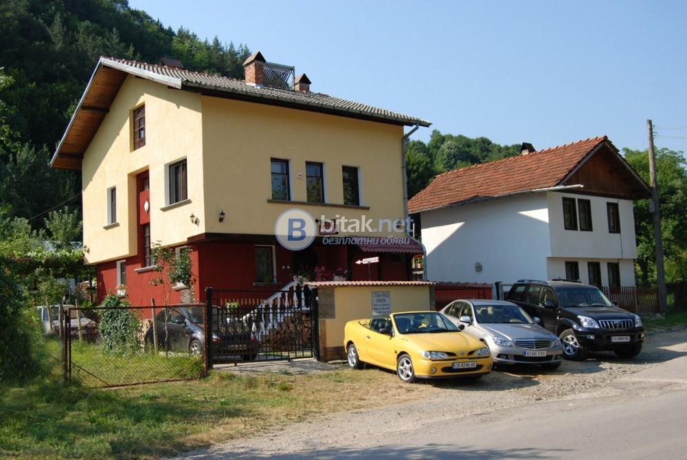 Вила Ивена в Троянски Балкан
