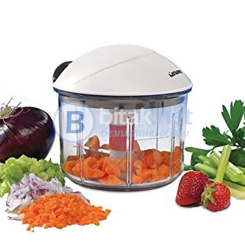 Ръчна многофункционална машинка за нарязване на зеленчуци и плодове