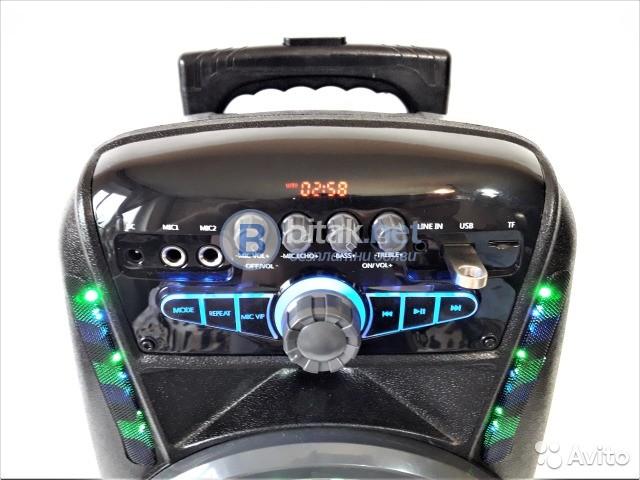 Караоке,активна тонколона+акумулаторна батерия-FEIYIPU ES81
